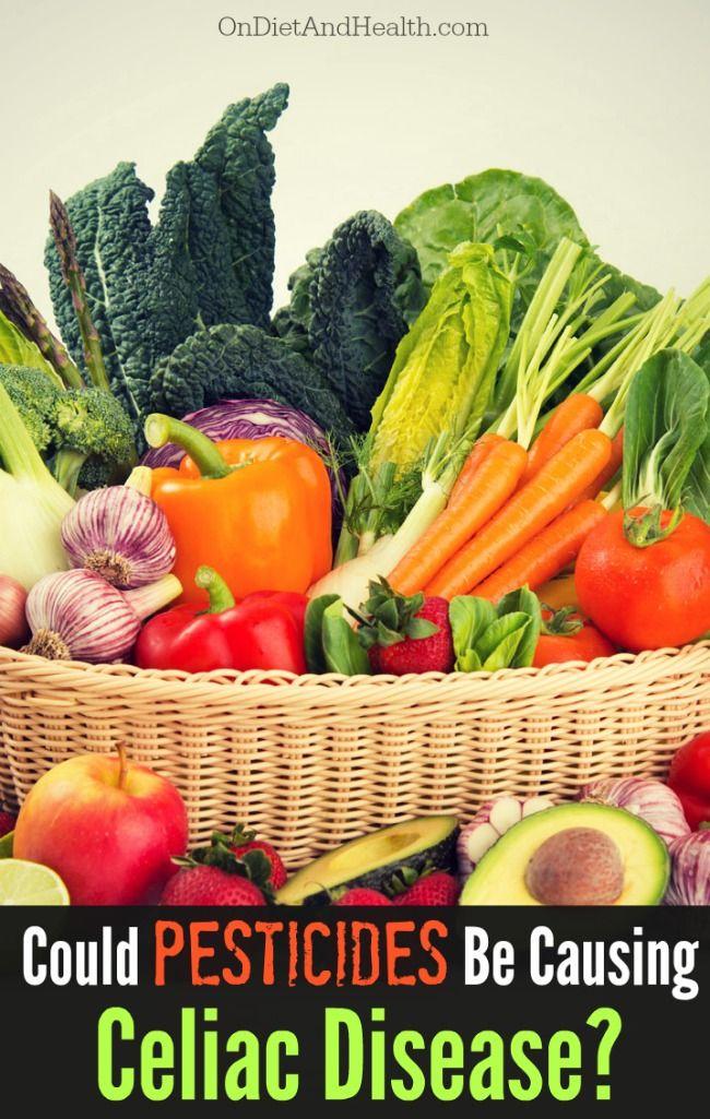 Roundup Pesticide and Gluten Intolerance | Celiac disease ...