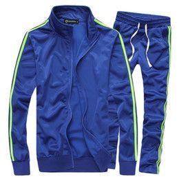 858455761c Wholesale Newest design men sport tracksuit leisure slim fit ...