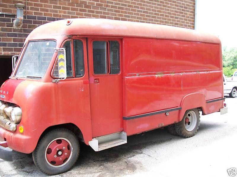 jdsdjservices 1951 Ford Step Van 13781906 | vintage step