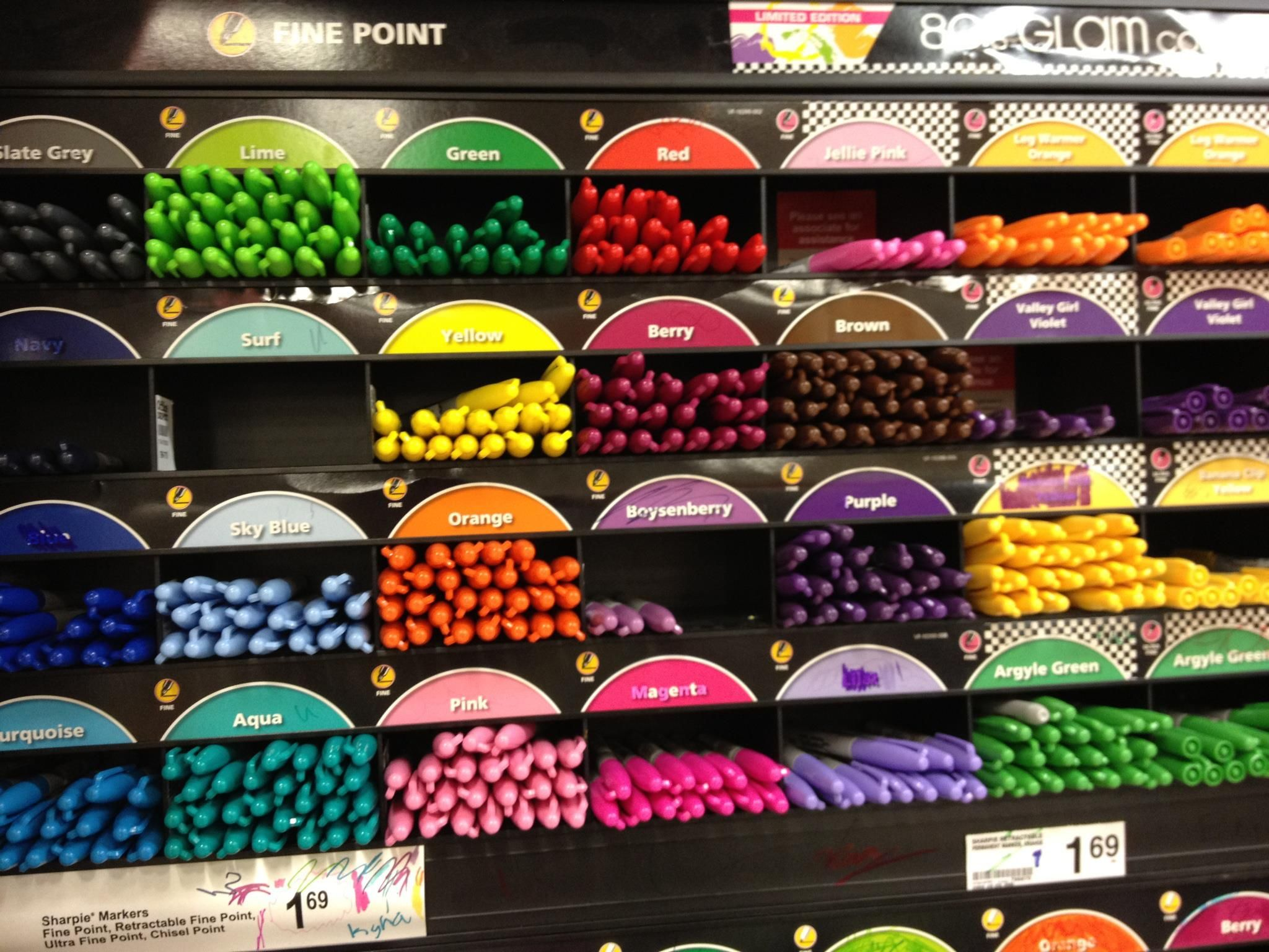 Don T Go Into An Office Supply During Back To School Time If You