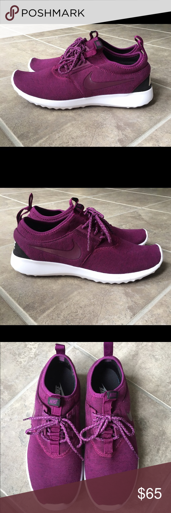 nuove scarpe nike juvenate mai portato nike juvenate mulberry / nero