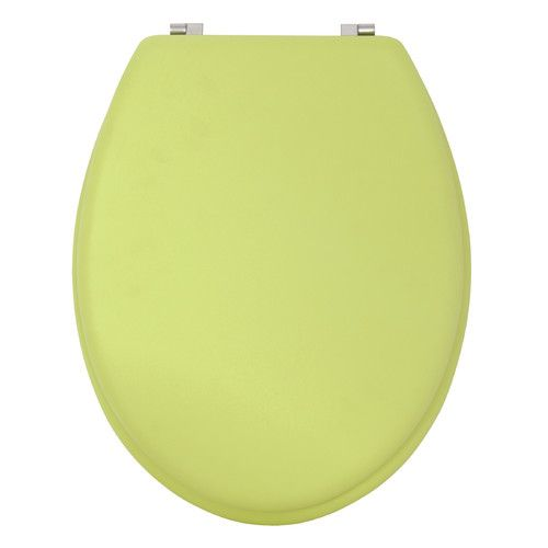Soft Touch Toilet Seat. Soft Close and Touch Elongated Toilet Seat