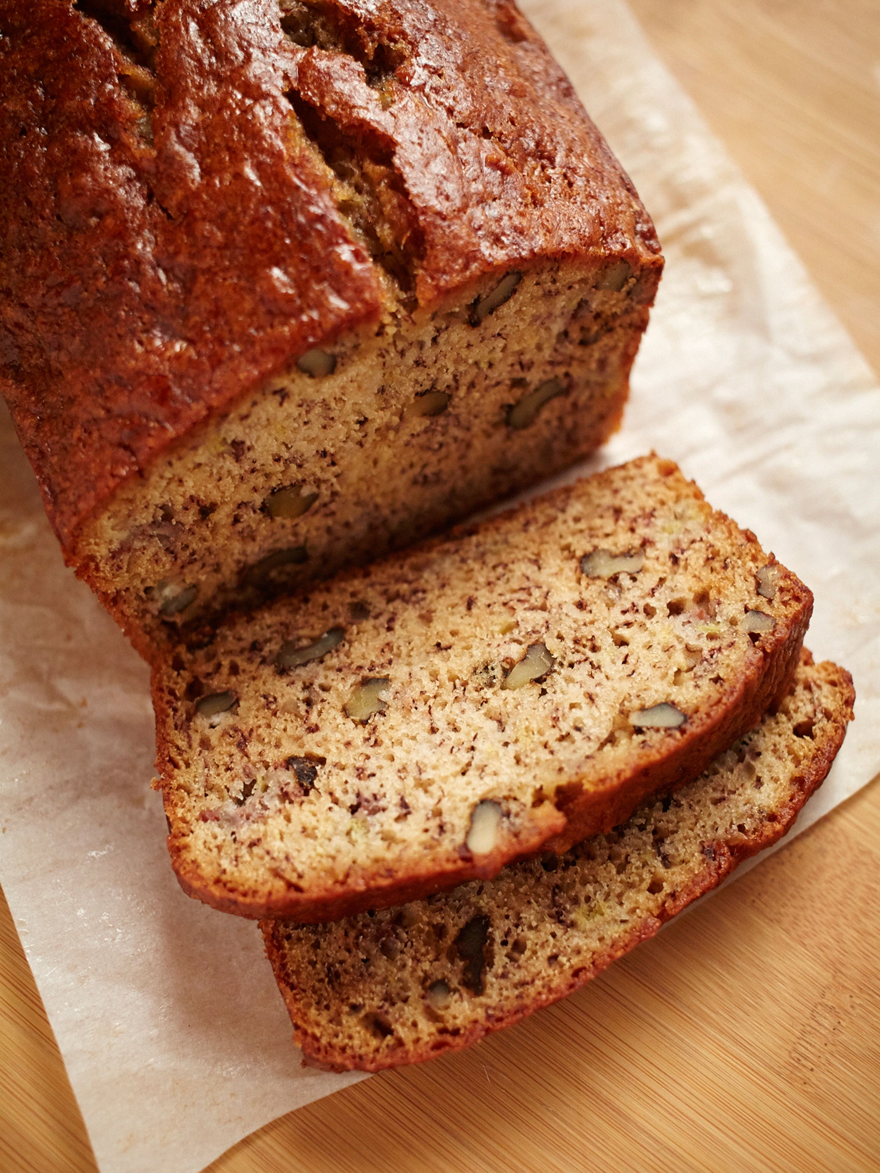 Easy banana bread recipe easy banana bread banana bread recipes easy banana bread forumfinder Gallery