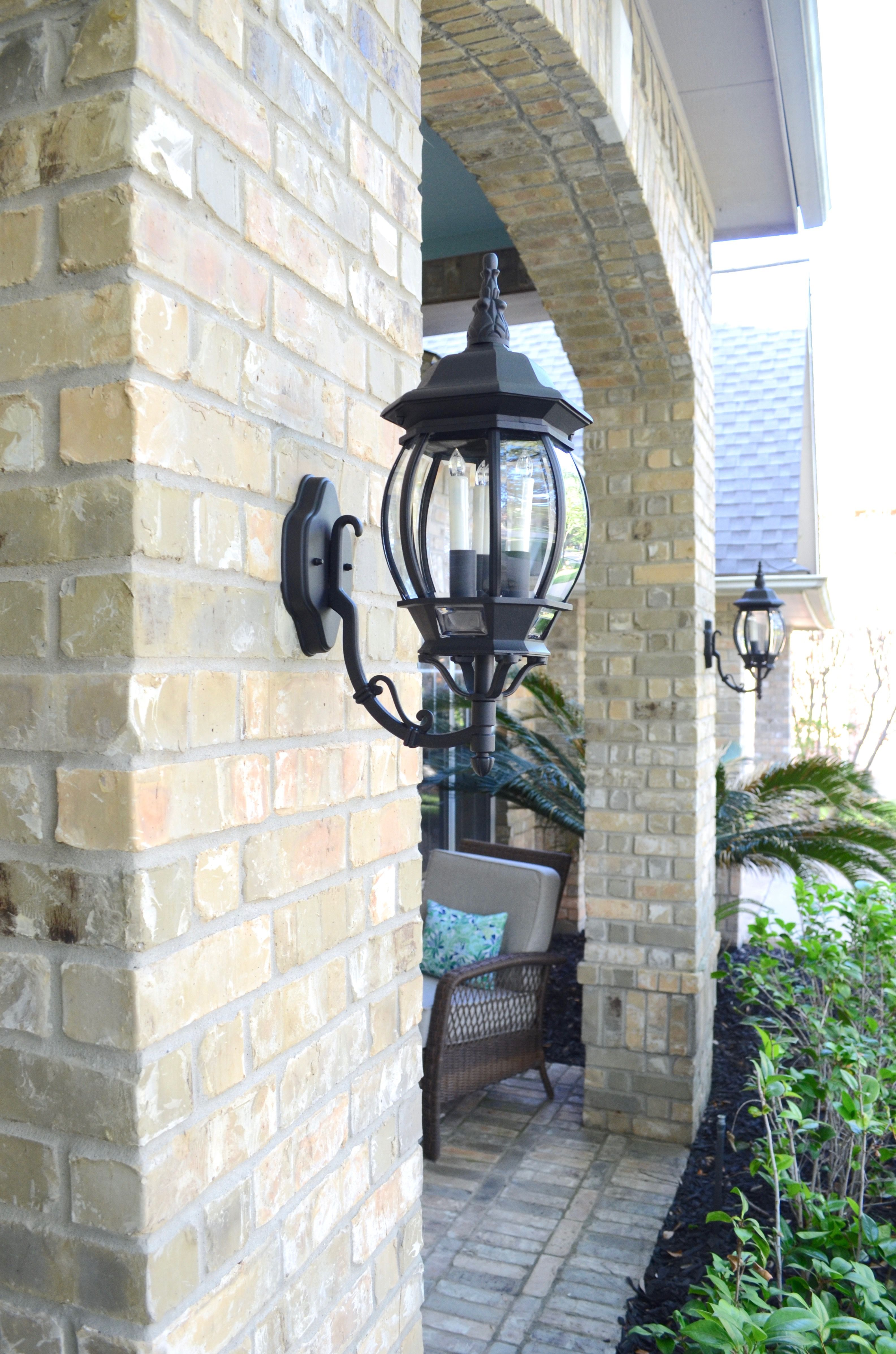 Outdoor Lights Outdoor Lantern Led Candle Lantern Front Porch Front Porch Ideas Adding Curb Appeal Easy Curb Appeal Light With N Outdoor Lighting Candle Lanterns Led Candles