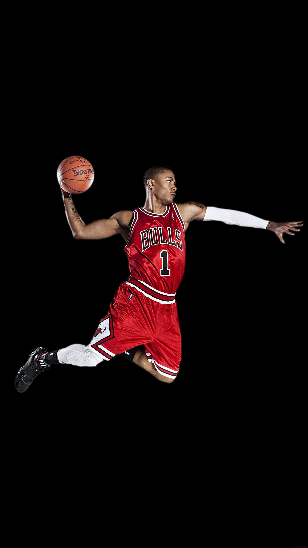 Tap And Get The Free App Sport Basketball Player Derrick Rose