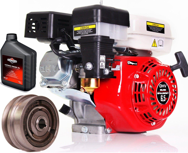 Silnik Spalinowy Gx160 6 5km 20mm Olej Sprzeglo 7315324331 Oficjalne Archiwum Allegro Mesin