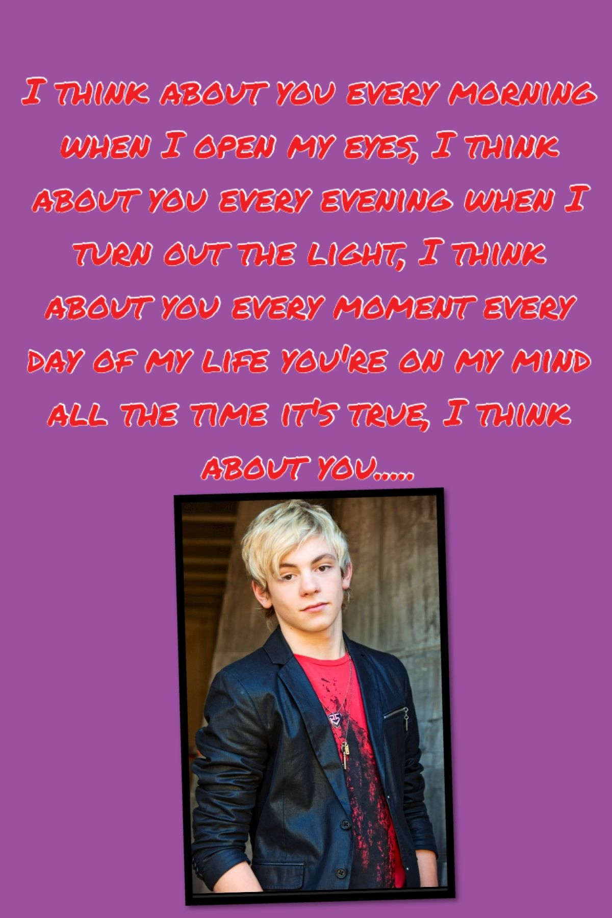 I Think About You From Austin And Ally Austin And Ally Amazing Songs I Think Of You