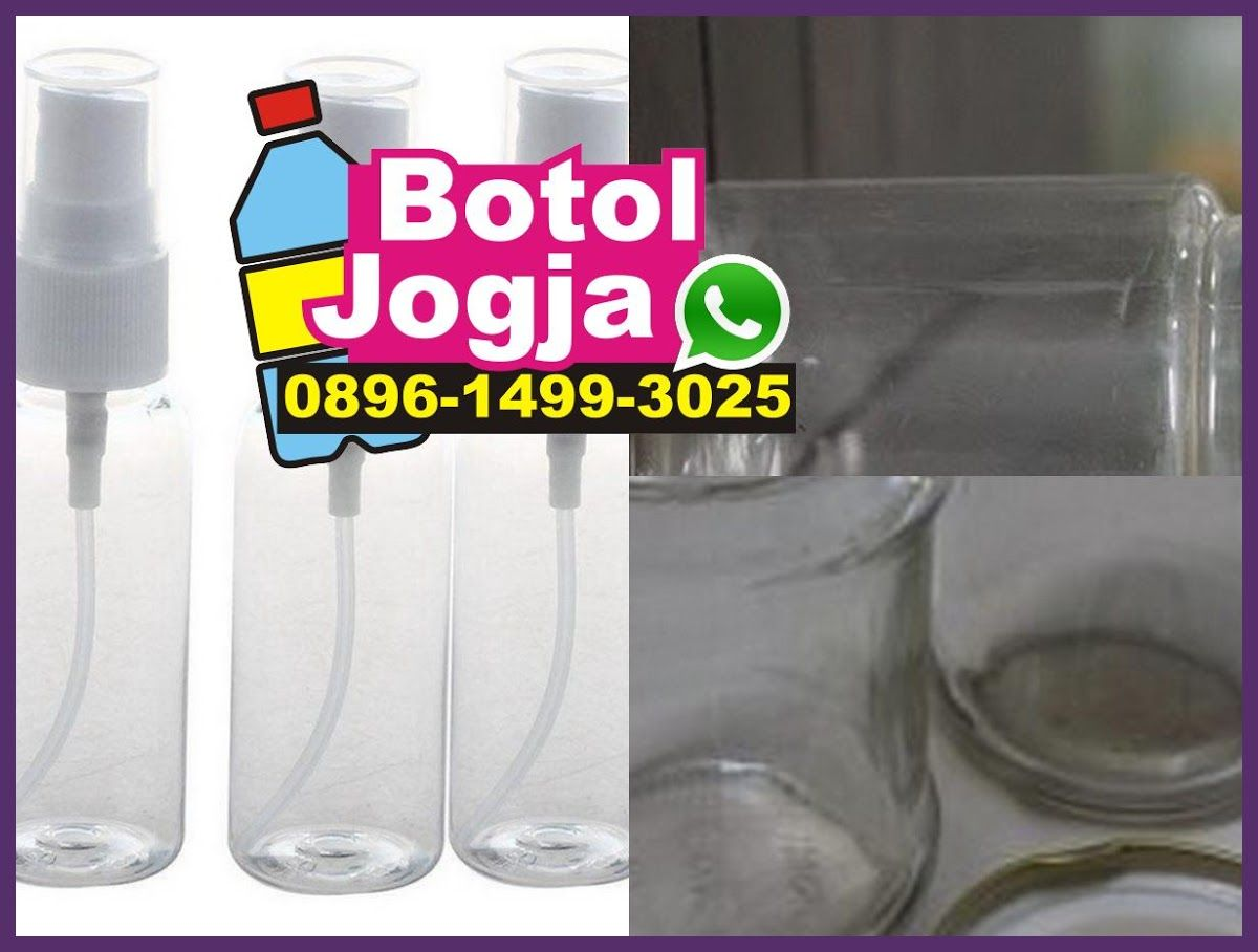 Botol Plastik Semarang Jual Botol Plastik 750ml Botol Plastik