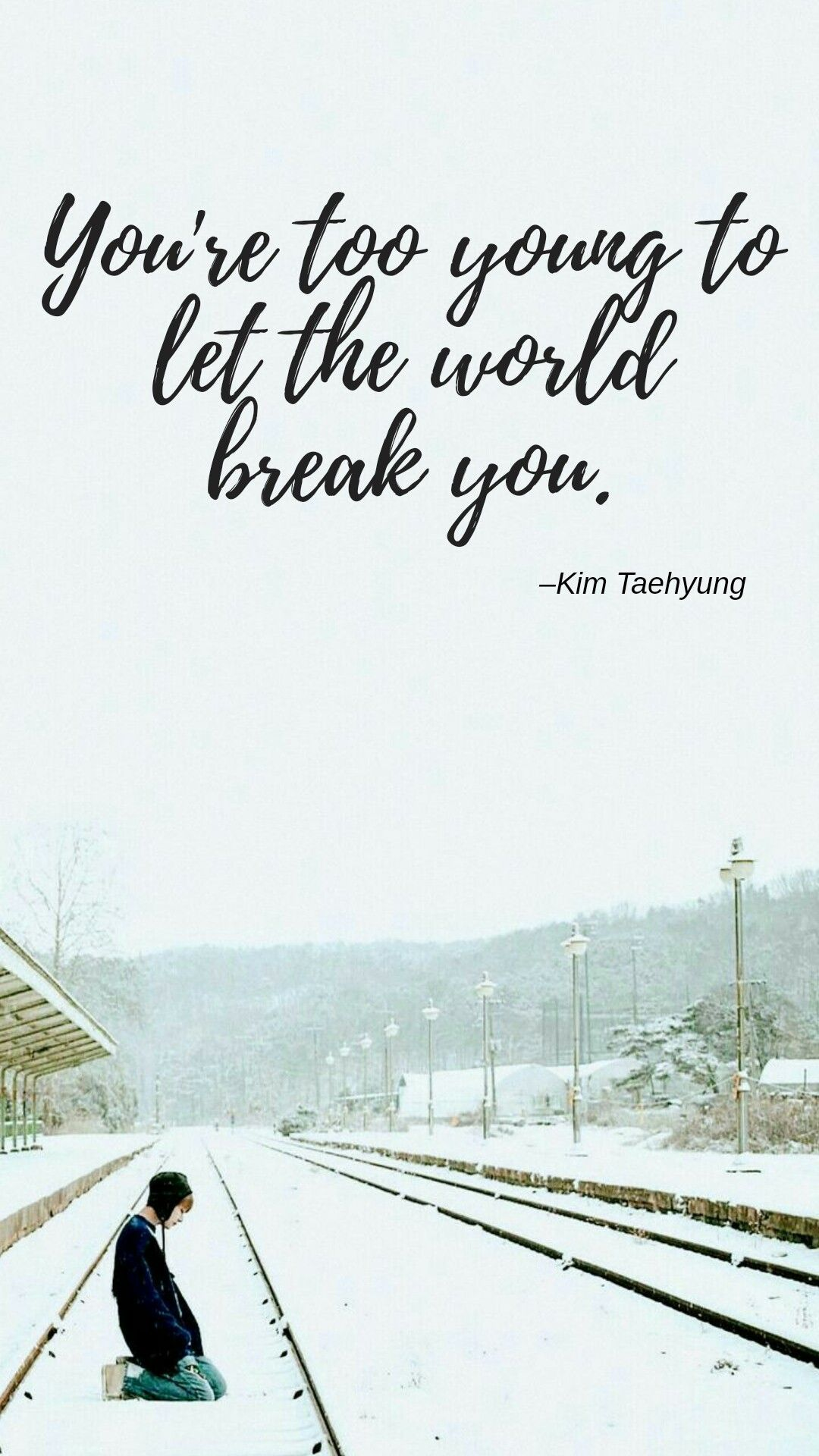 Kim Taehyung Quote Bts V Bts Quotes Bts Quotes