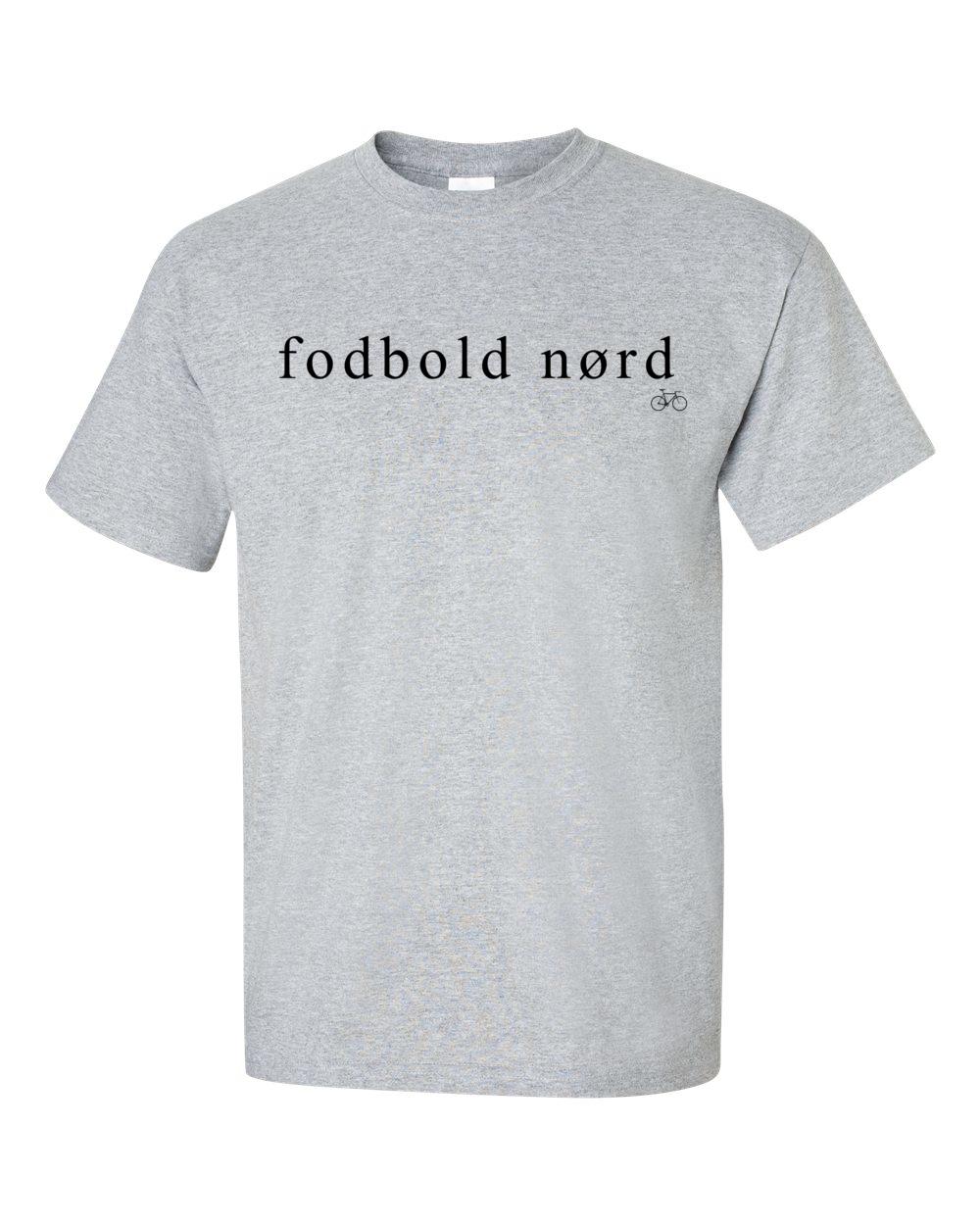 """""""Soccer Nerd"""" Sports Grey T-Shirt"""