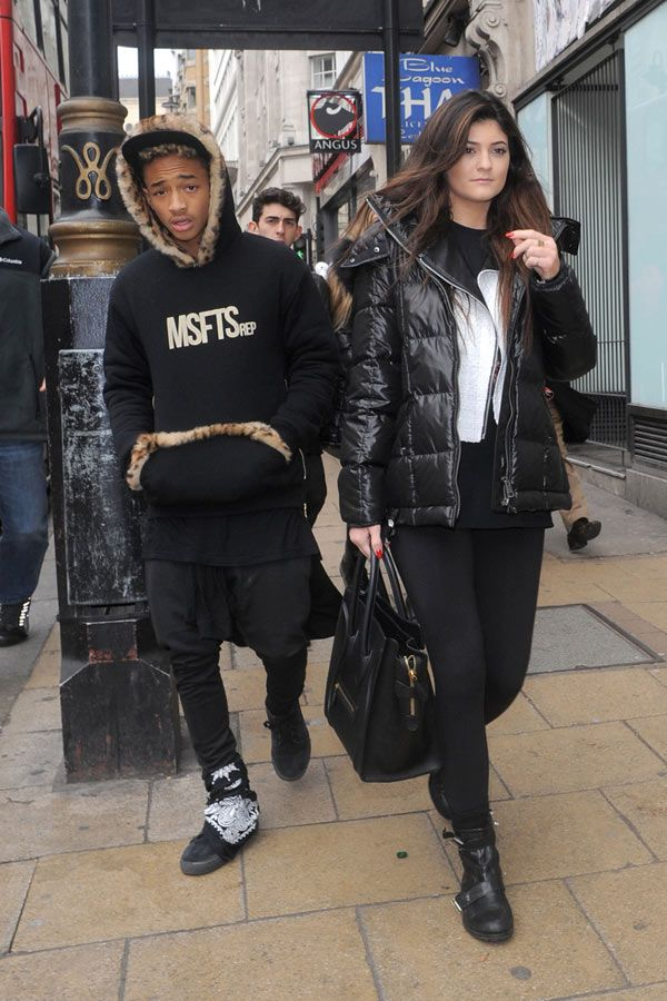 Kardashian dating jaden smith