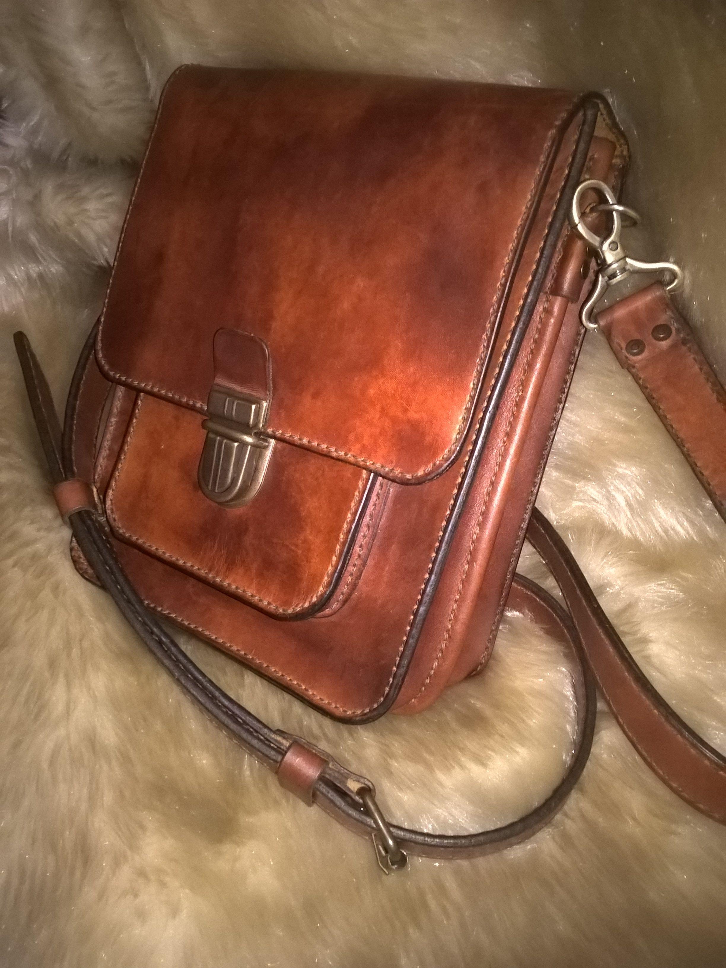 9839981a35052 Мужская кожаная сумка ручной работы. Цена 90$ Работа По Коже, Седельные  Вьюки,