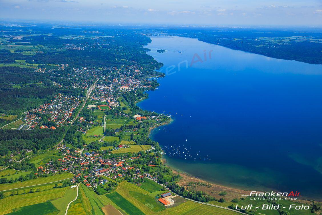Starnberger See Unterzeismering Tutzing Schone Landschaften Bayern Die Schonsten Orte Deutschlands