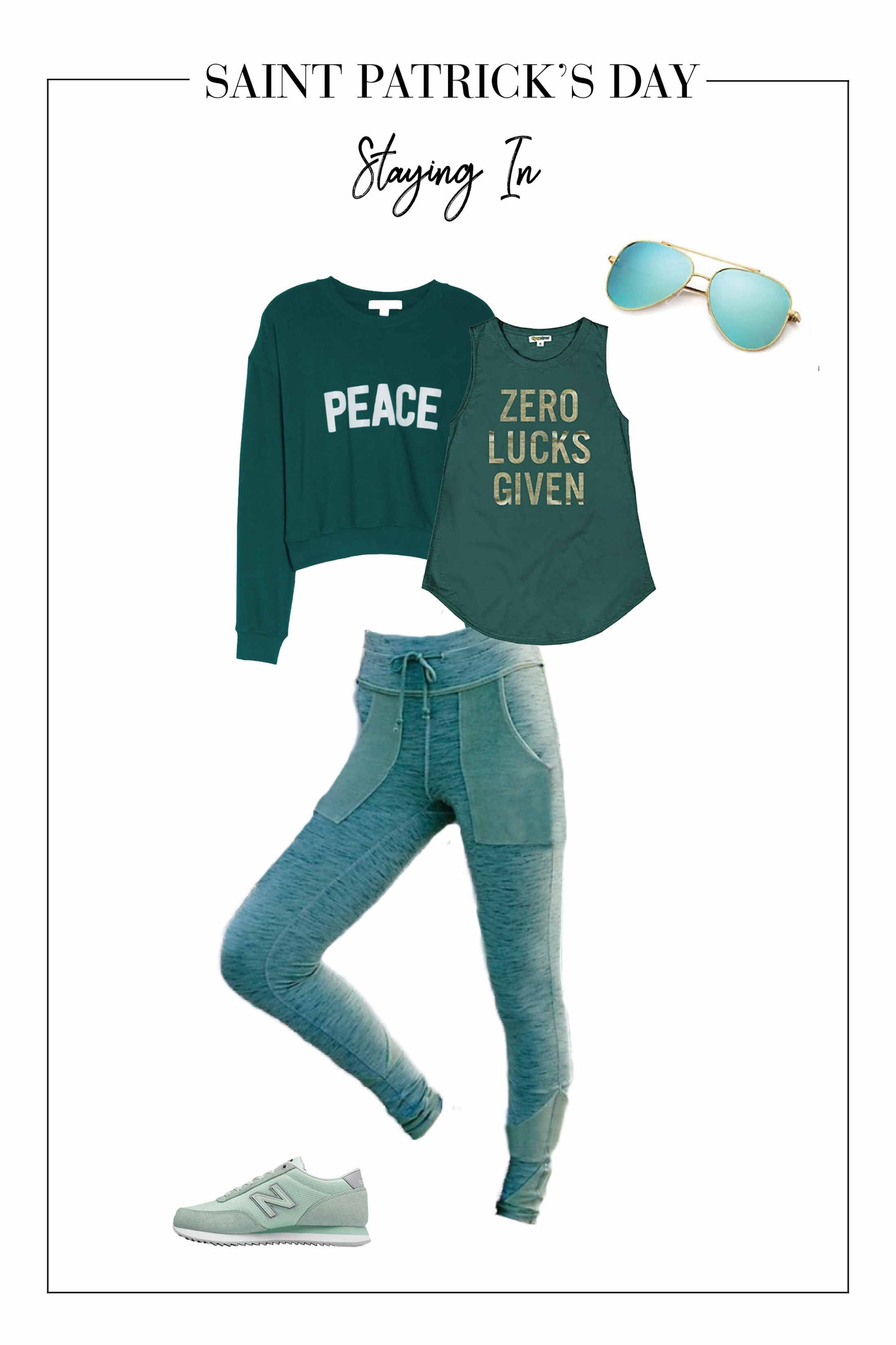 543d3cb9d PADDY'S DAY OUTFITS YOU'LL WANT TO WEAR AGAIN | St. Patrick's Day can be  super-FUN! But, we all want a cute outfit we can wear again — amiright?