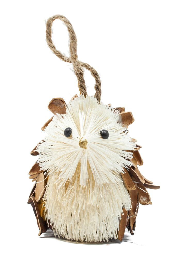 Hedgehog Ornament Set Hedgehog Ornament Ornament Set Ornaments