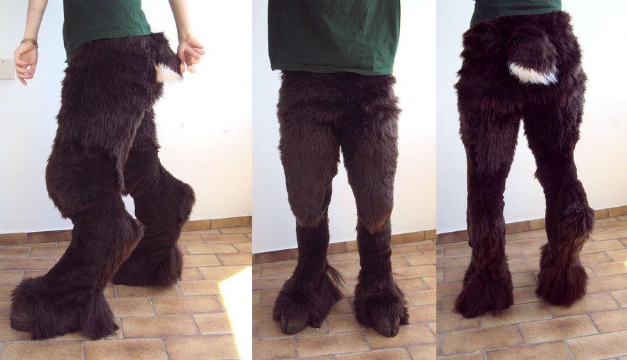 Image Gallery satyr legs