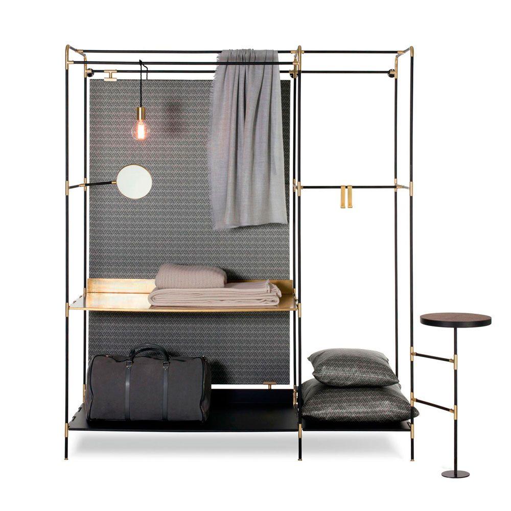 Cabina armadio Prêtàporter Design per camera d'albergo