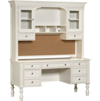 Desk With Hutch From Havertys
