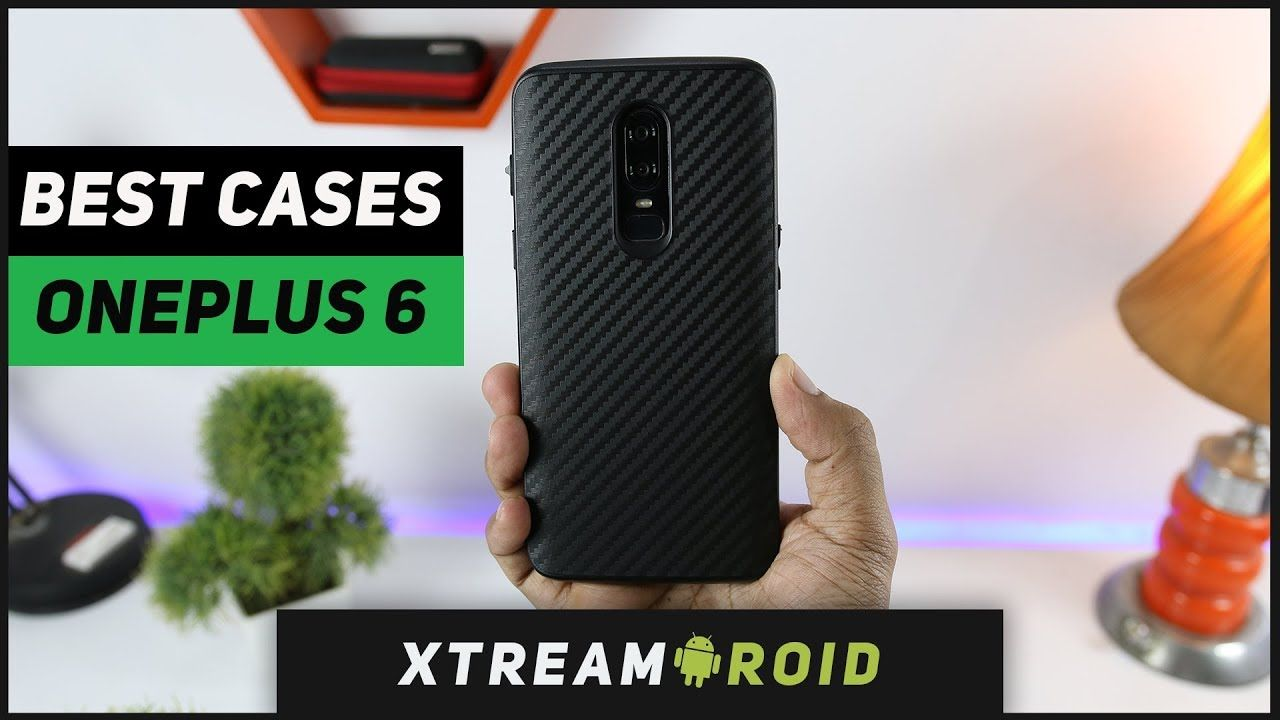 sale retailer f994f fe4f9 Best Cases For OnePlus 6 | RhinoShield SolidSuit and CrashGuard Case ...