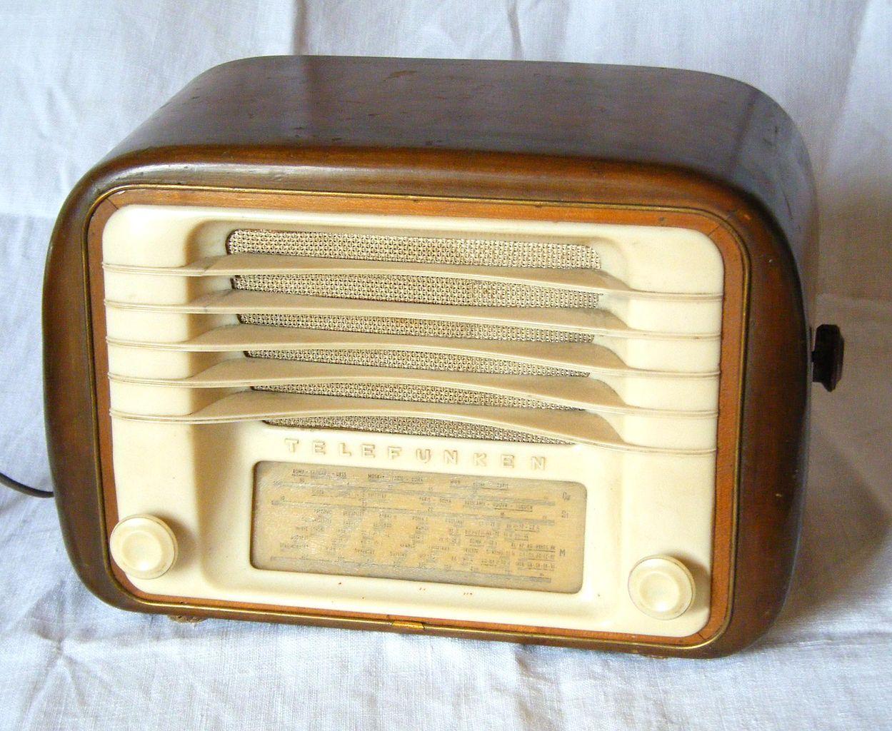 Telefunken 1950 1950 S Radio