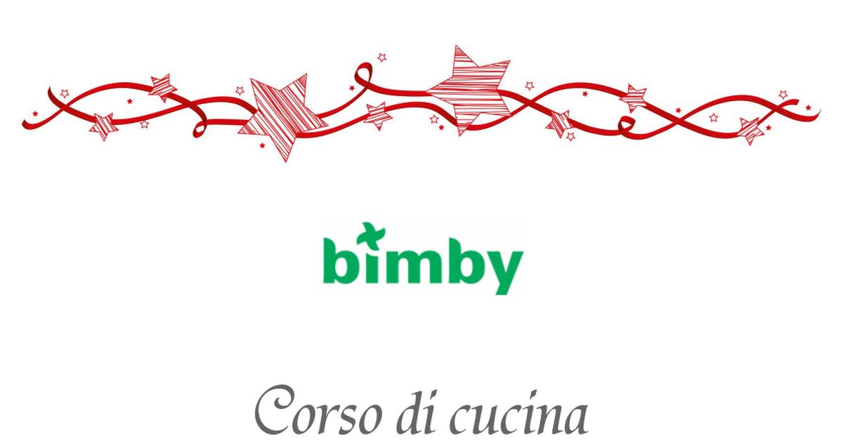 Regali Di Natale Con Bimby.Corso Bimby Regali Di Natale Con Bimby Pdf Bimby Bimby Regali