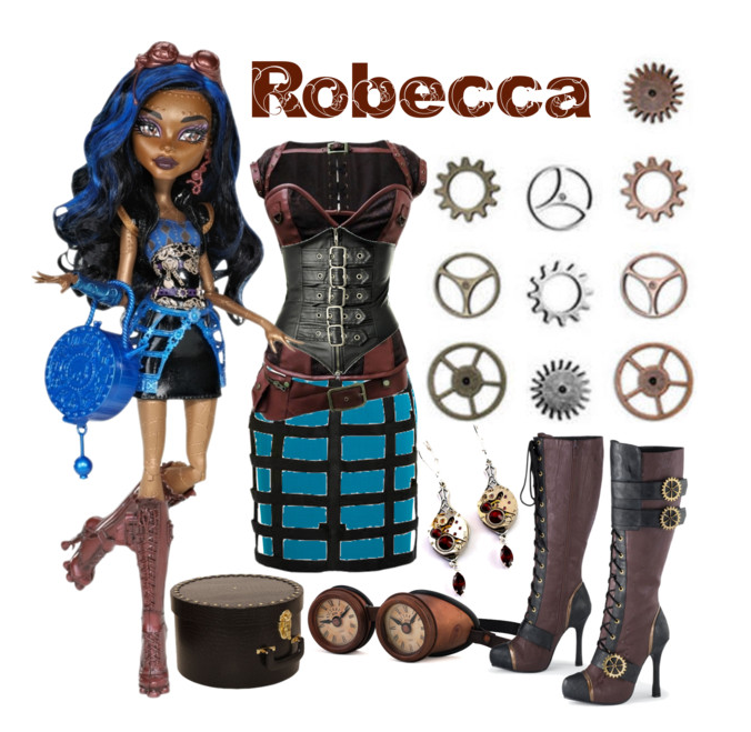 Robecca Steam  sc 1 st  Pinterest & Robecca Steam | Liv 2017 School Halloween Outfit | Pinterest ...
