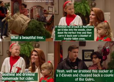 Full House Christmas Episodes.Full House Becky This Reminds Me Of Back In Nebraska We
