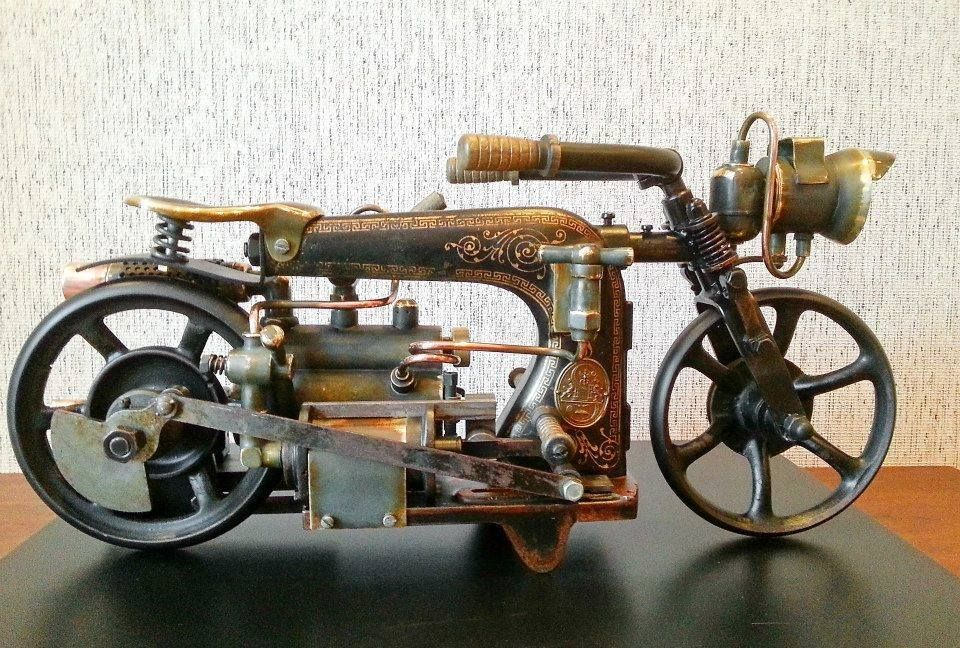 Sewing Machine Robots Fantastic Machines Recycled