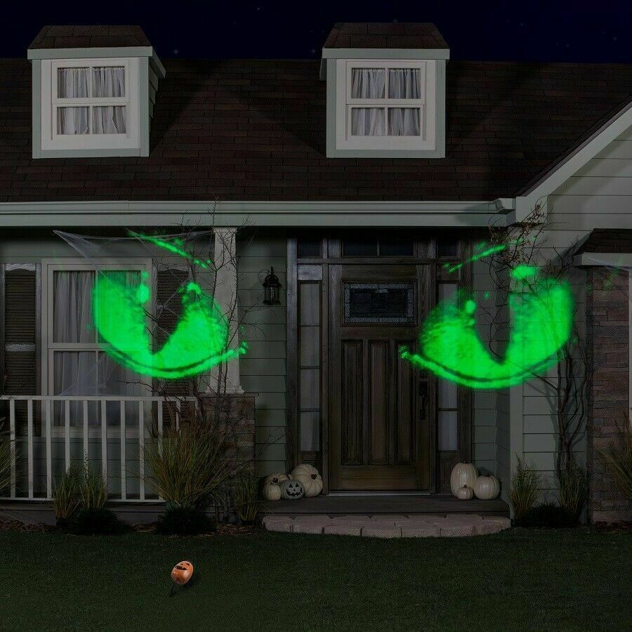 Details about Halloween Multicolor LED EyeScreams Blinking
