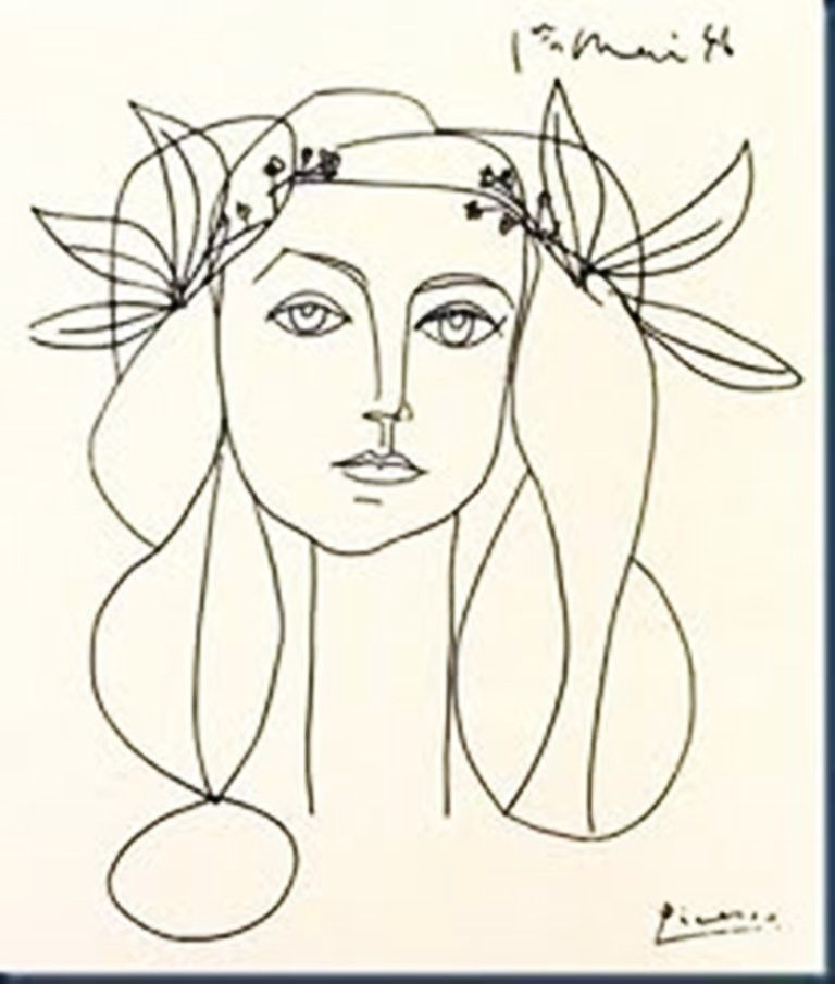 Image Result For Pablo Picasso Female Portraits