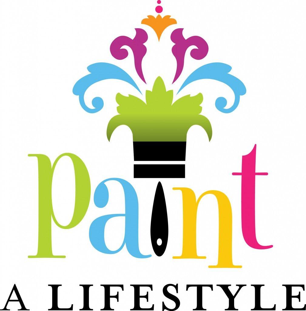logo design green couch designs paint a lifestyle visual rh pinterest com paint logos online paint logos images