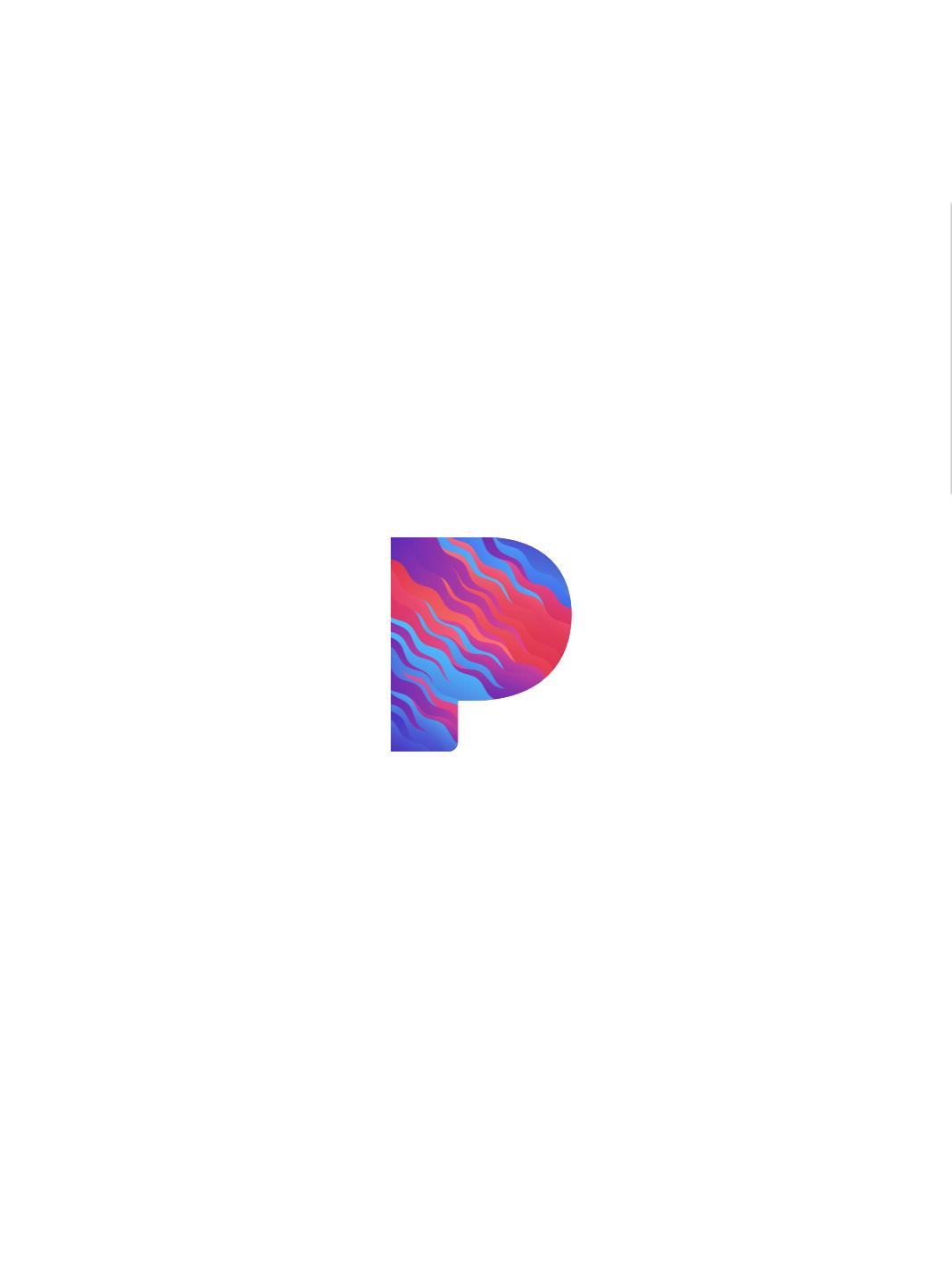 Pandora's new app logo App logo, App, Logos