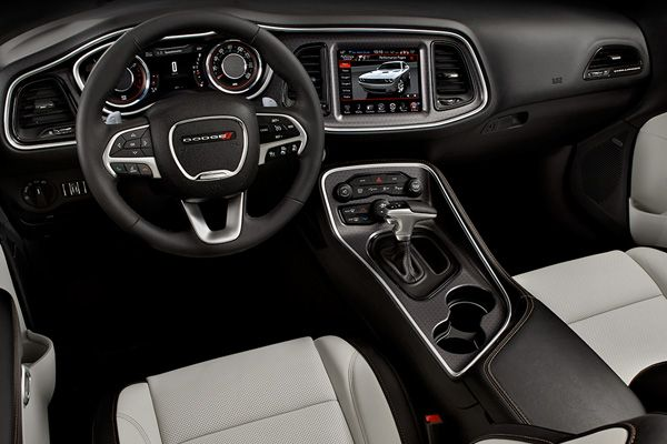 2015 Dodge Challenger Bragging Rights Come Standard More Than 40 Years Of Passion And Innovat Dodge Challenger Interior Dodge Challenger 2015 Dodge Challenger