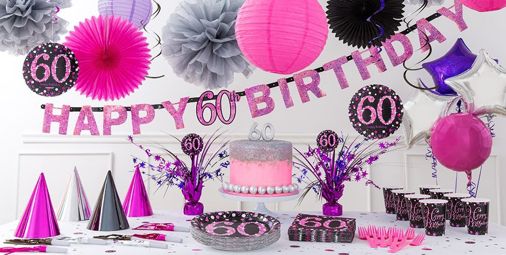 Sparkling Celebration Pink 60 Best 40th Birthday Gifts 80th
