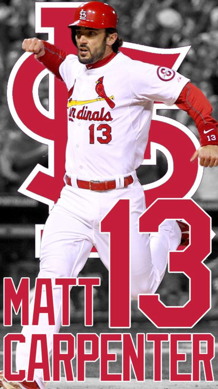 Matt Carpenter 13 Wallpaper Cardinals Players db98af282