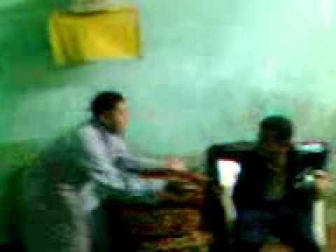 تمثيل مشهد مضحك من فيلم شارع الهرم Painting Art