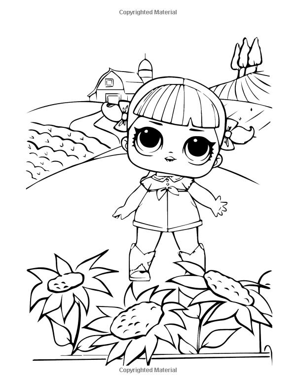 L O L Surprise Coloring Book Great Coloring Book For Kids Perfect For Children Ages 4 12 Amazon Co Uk Cool Coloring Pages Barbie Coloring Pages Lol Dolls