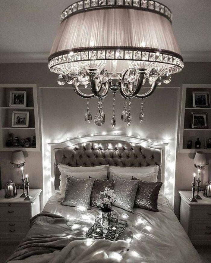 30+ Glamorous Bedroom Design Ideas