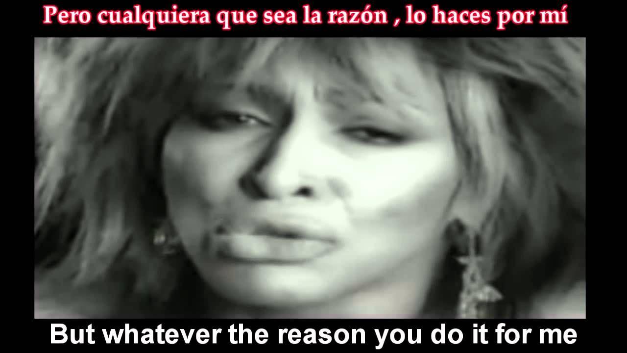 Tina Turner What S Love Got To Do With It Subtitulado Espanol