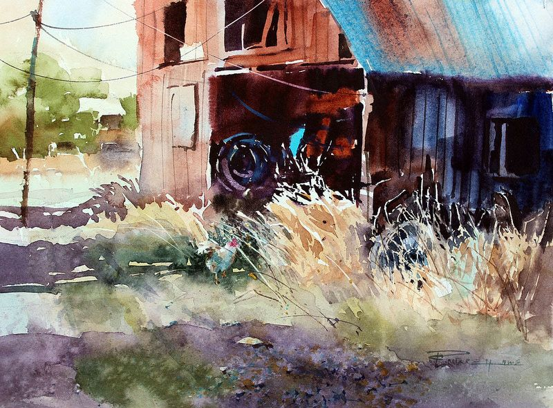 Pin by Charles Cherry on Carl Purcell Painting