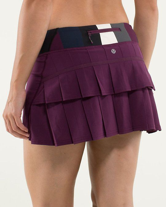 lululemon Run:Pace-Setter Skirt