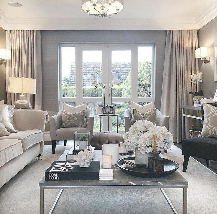 Pin By Lucia Portillo On House Living Room Decor On A Budget Elegant Living Room Design Elegant Living Room Elegant living rooms on budget