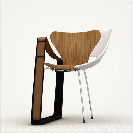 Frankenstein Chair By: Strala