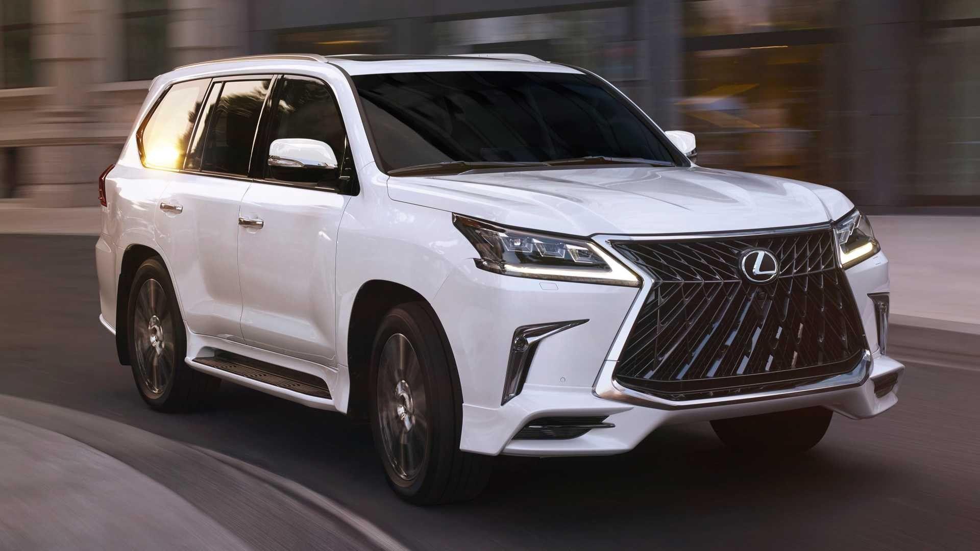 Lexus Suv Models 2020 Review And Specs In 2020 Lexus Suv Lexus Lx570 Lexus