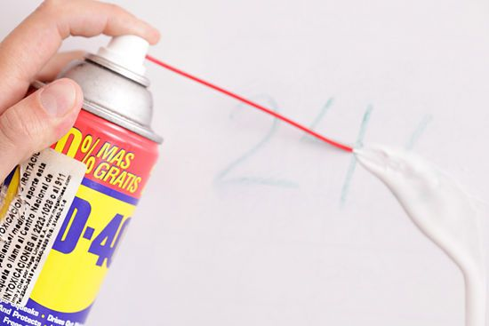 How To Erase Old Marks Off A Dry Erase Board Dry Erase Board Dry Erase Diy Cleaning Products