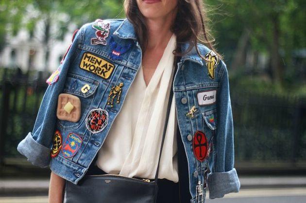 jaqueta com patches - Pesquisa Google