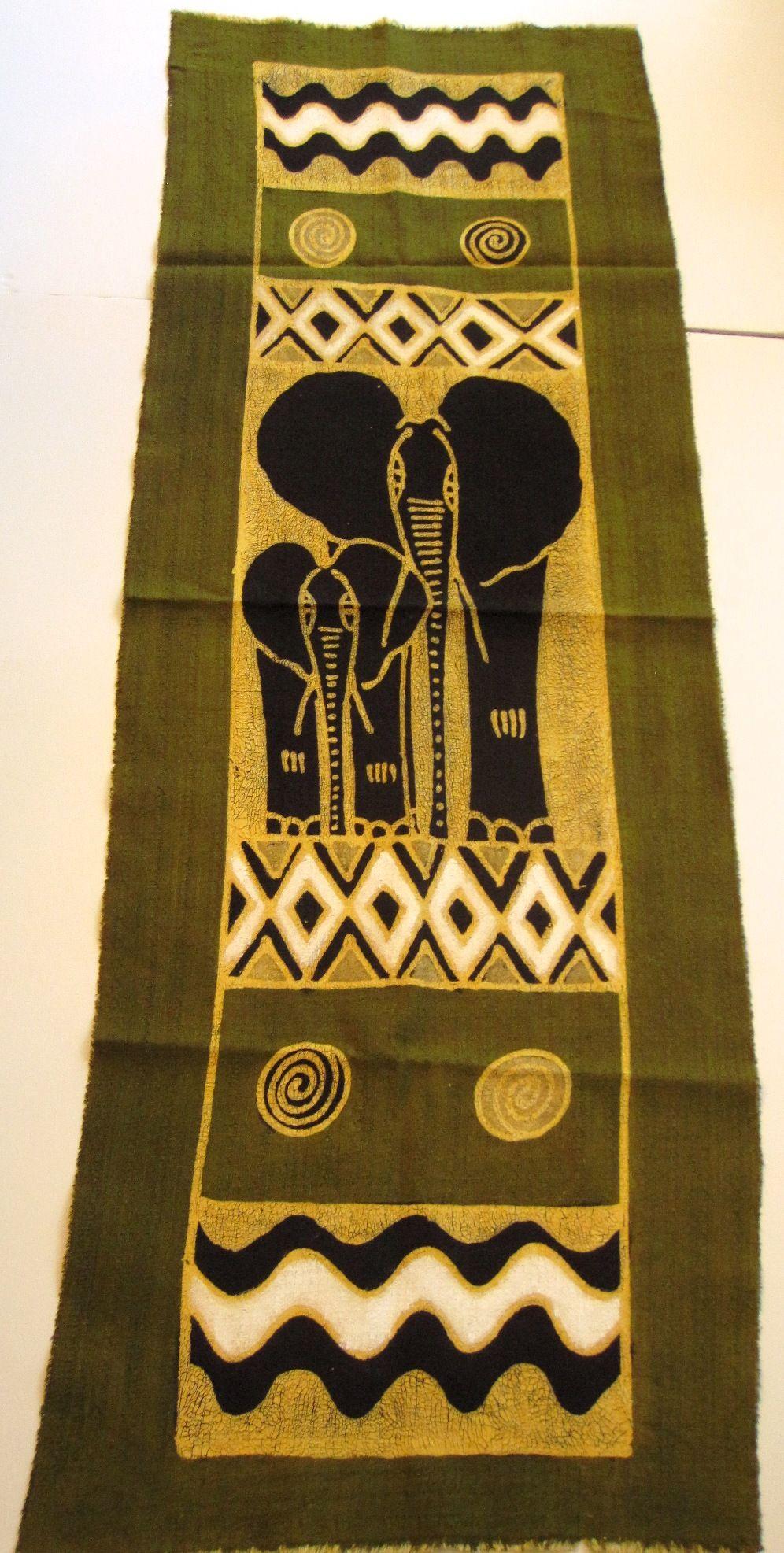 Barkweave Batik Zimbabwe | African Home Decor, Gifts and Art ...