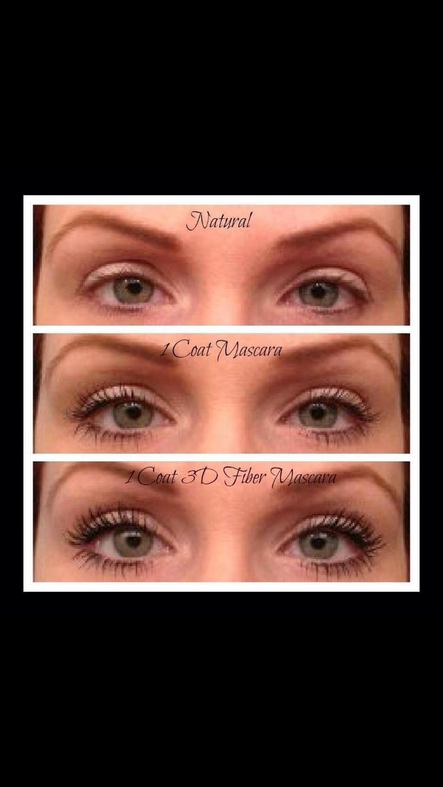 3d Fiber Lashes Mascara By Younique Its Like Falsies In A Bottle