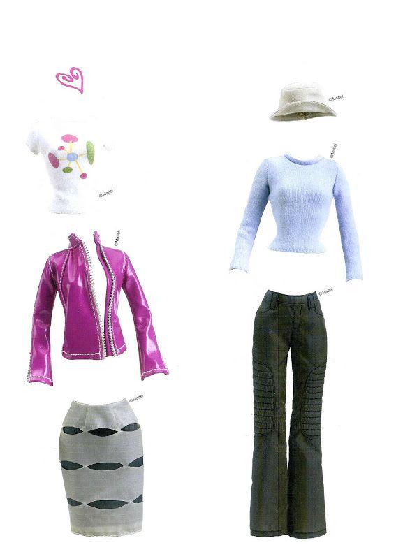 Barbie PD's - crazycarol - Álbumes web de Picasa