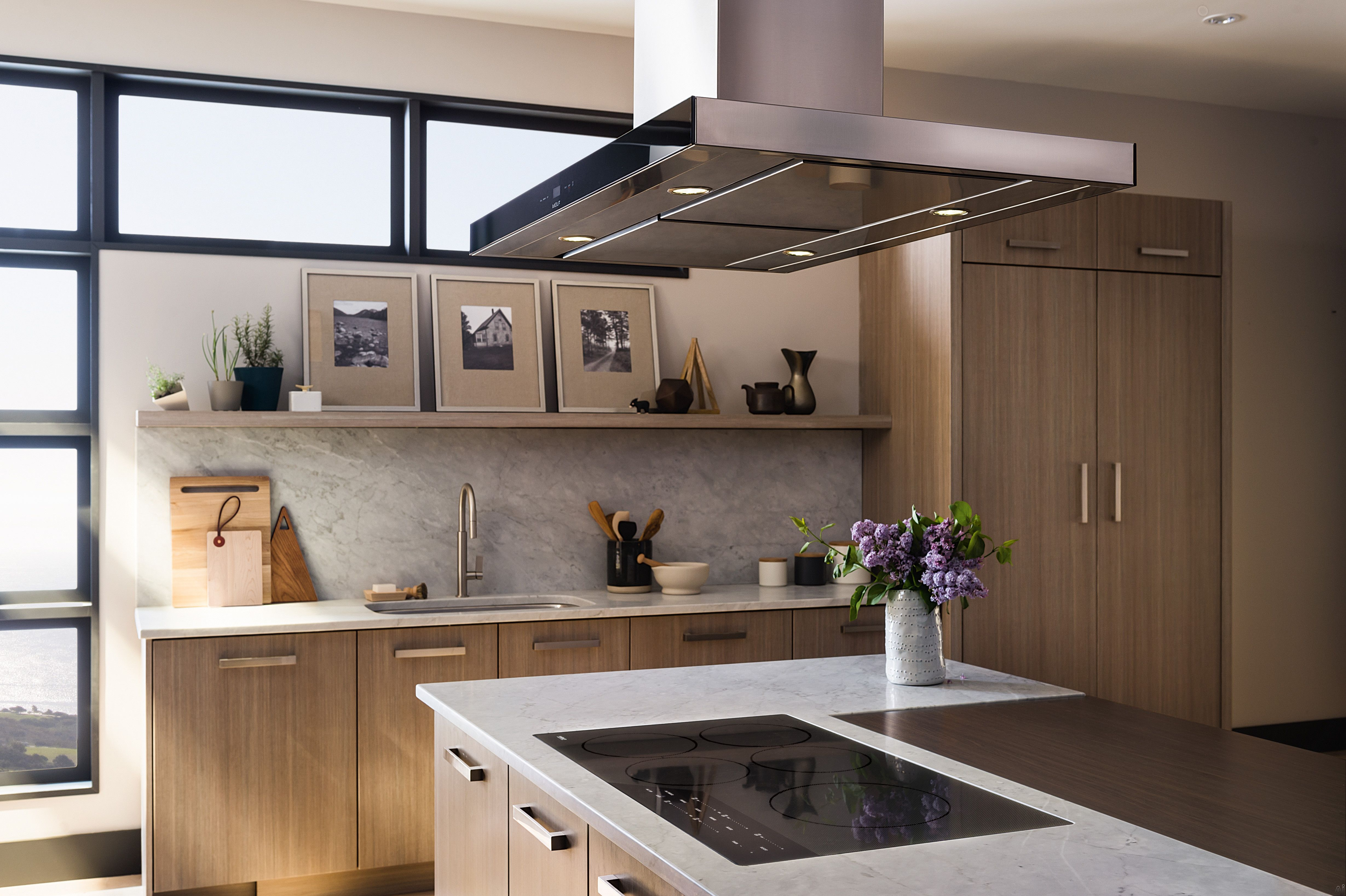 5 Induction Cooktops To Consider For Your Kitchen Kitchen Island With Cooktop Elegant Kitchen Design Kitchen Hood Design